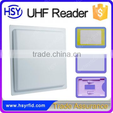 HSY-L008 Long range contactless rfid card rfid network reader writer with  rfid uhf sdk software