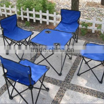 outdoor portable backpack type folding picnic tables and chairs