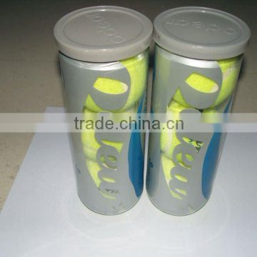Provide customer printed tennis balls----BSCI FACTORY