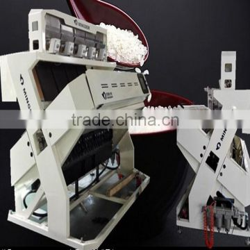 CCD Rice Color Sorter, color sorting , Food processing Machine for Rice, Beans,Wheat,Cereal, Grain,, Seeds, Tea, Peanut