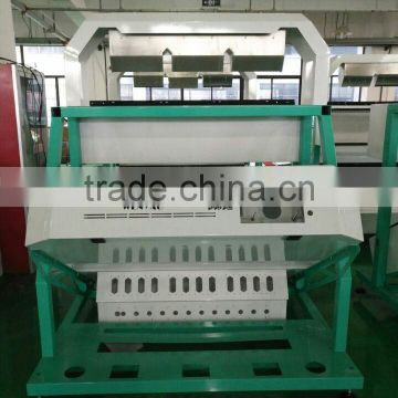 New condition colored CCD camera ginger color sorting/sorter machine