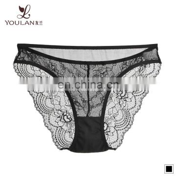 New Arrival High Quality Girls Underware Woman Sexy Ladies Transparent Panties