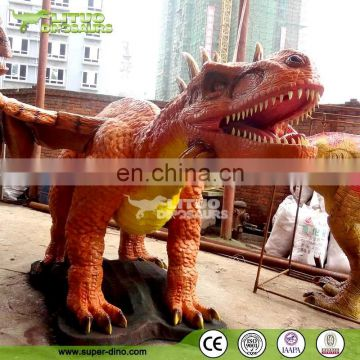 Silicon Rubber Robotic Flying Dragon