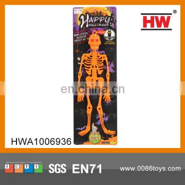 Wholesale Kids Plastic Halloween Skeleton Toy