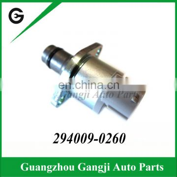 Factory Price OEM 294009-0260 Diesel Common Rail Engine Suction Control Valve