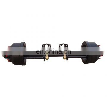 Low Bed Trailer axle English Type 311*178 Brake