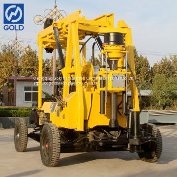 Highly Efficiency Borehole Core Drilling Equipment Drilling Angle 90 Degree
