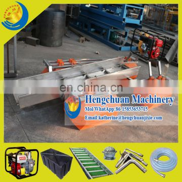 Chinese Widely Used Gold Mining Suction Mini Dredge for Gold for Sale