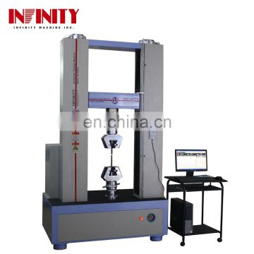 Direct Dual Servo Control UTM Universal Tensile Tester For Metal Rubber With Low Price