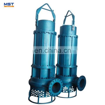 submersible mud sucking pump