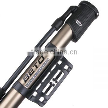 Wholesale Mini Aluminum Bike Pump Bicycle Air Pump china supplier