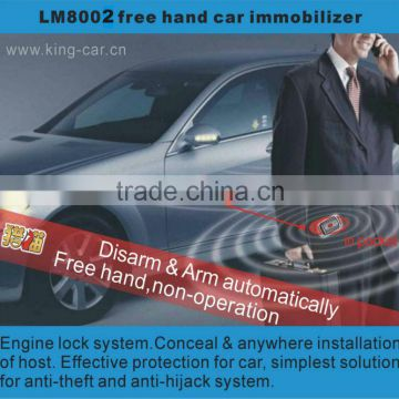 RFID car alarm LM8002 of car alarms from China Suppliers