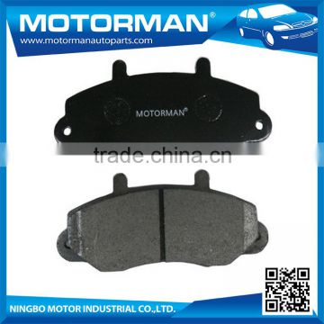 MOTORMAN No Complaint factory offer directly new front ceramic brake pad FDB700 for FORD
