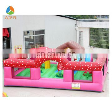 Wonderful inflatable indoor used commercial playground equipment sale