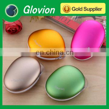Hand warmer power bank glovion metal hand warmer reusable hand warmer