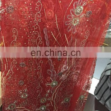 Latest Top Designs For Women Latest Chiffon Blouse Styles With Beading