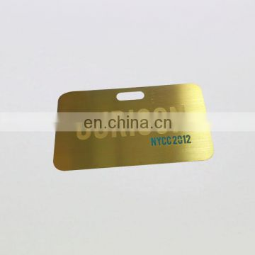 Wholesale custom medical alert tags