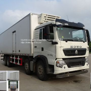 Sinotruk HOWO cargotruk for sale right hands driving
