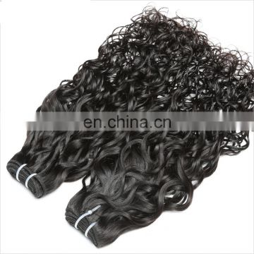 Top sale 8a cheap wholesale brazilian water wave real hair extensions brazilian human