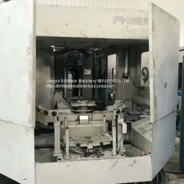 Toyoda 630 High-equiped machining center, Horizontal