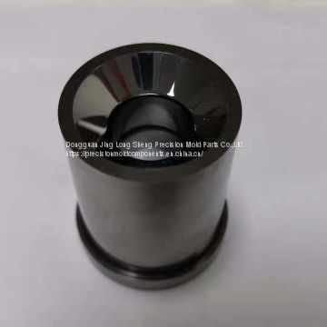 Precision Tungsten Carbide Cemented Carbide Dies Hardened Steel Bushings Bushs
