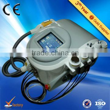 10% DISCOUNT best effective 6 in 1 ipl wrinkle removal beauty machine with CE/TUV