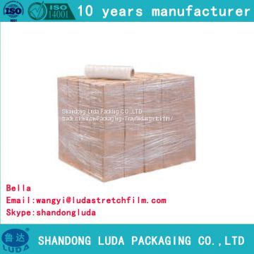 customized packaging stretch film roll supply