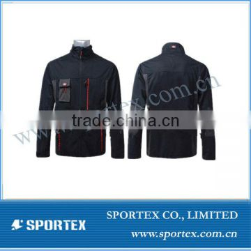 2014 OEM 3-layer outdoor clothing ,High quality outdoor clothing for mens, Mens softshell jacket