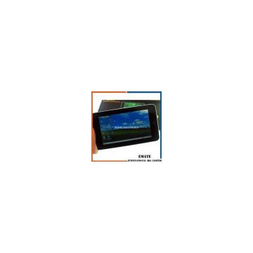 Epad M7 Portable 7 Inch Windows 6 0 CE OS Tablet PC Portable And Mini  Computer 16:9 widescreen TFT LCD Display 2GB NAND Flash
