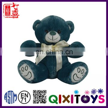 Factory direct wholesale cheap plush stuffed teddy bear toys for crane machines kids outdoor toys