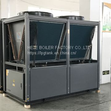 65KW High Efficient Low Temperature Industrial Air Cooled Water Chiller