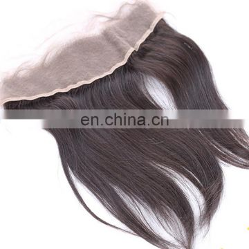 Factory Wholesale Price Free style 13*4 Stock Ear to Ear 100% Virgin Lace Frontal Closure Lace Frontal