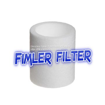 SMC AF30P-060S Compressed Air Filter Element for AF30, Non-Woven Fabric, Removes Particulate, 5 Micron
