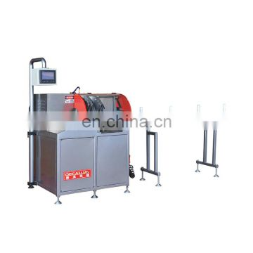 Aluminum Door Window Cnc Corner Key Cutting Machine