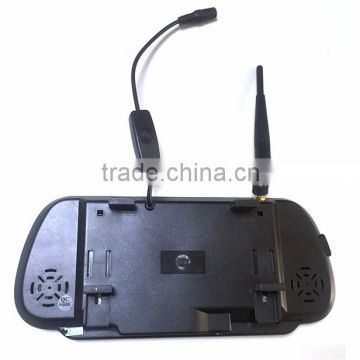 model 2722 wifi wireless truck Tractor reverse Back Up reversing Camera For Bus Trailer Truck Car Farming Machines
