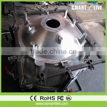 rock n roll rotomolding machine rotational mould buoy water tank cleaning machine