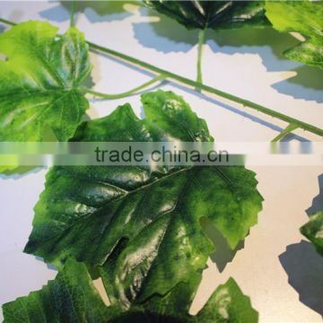 Home and outdoor garden table wedding christmas decoration 60cm or 2ft Height artificial colorfully maple leaf E06 0603