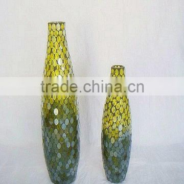 hand made garden flower pot glass vase wedding table centerpieces or festival decoration home &amp garden