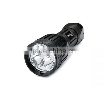 Rechargeable 10w 365-370nm uv light blacklight flashlight for refrigerators