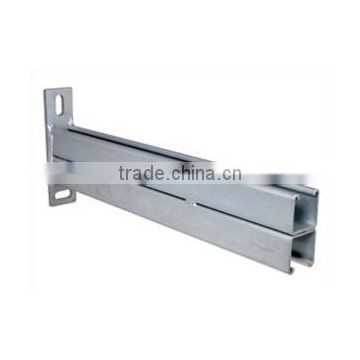 double sided unistrut c channel of steel channel suppliers of C