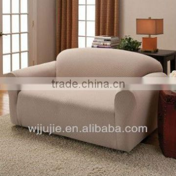 stretch suede fitted loveseat cover