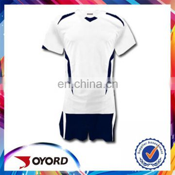hot selling fashion football uniform oem