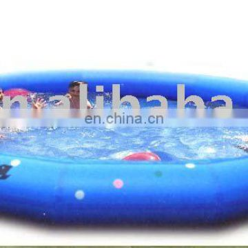 2015 hot sale round kids inflatable swimming pool from AOQI