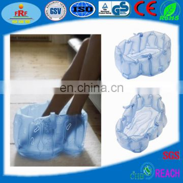Inflatable Foot Bath With Handle