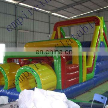 inflatable obstacles, obstacle course,inflatable games OT008