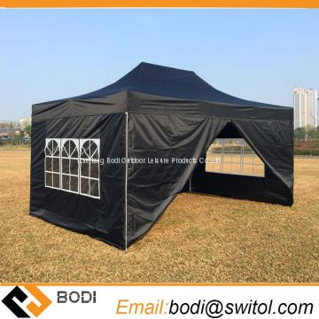 Hot 10X15 FT Custom Outdoor Reinforced Frame Gazebos Heavy Duty Pop up Marquee for Wedding Party Events Canopy Tents