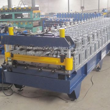 Double Layer Roll Forming Machine for roofing sheet or wall panel