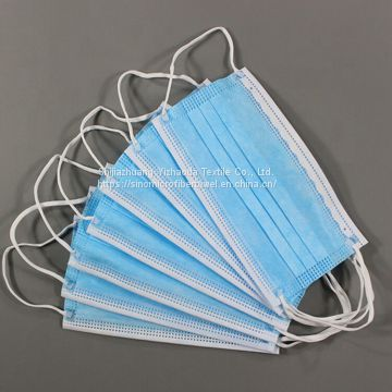 Non Medical 3ply Disposable Protective Mask