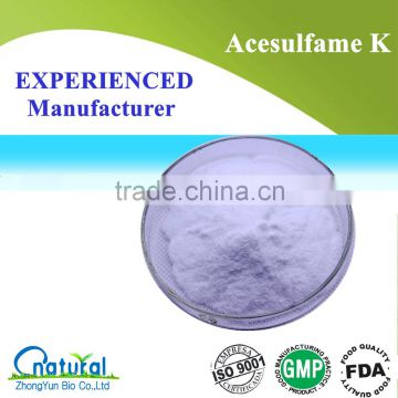 Factory Supply Low Acesulfame-k Price