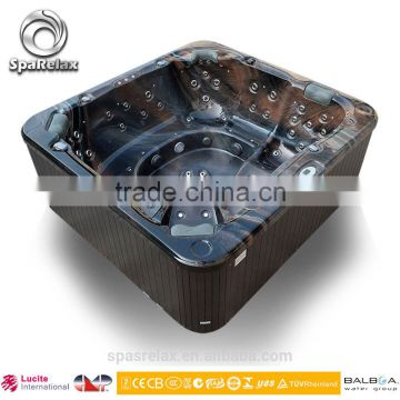 Chinese manufacturers free spa used fiberglass swim spas (A860)